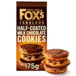 Fox's Delicious Cookies Extremely Chocolately