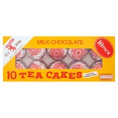 Tunnock's Milk Chocolate Tea Cakes Multipack