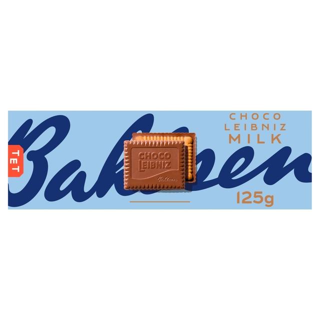 Dark Chocolate On Butter Biscuits