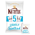 Kettle Chips Lightly Salted Multipack Crisps