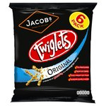 Twiglets Original Flavour Snacks Multipack
