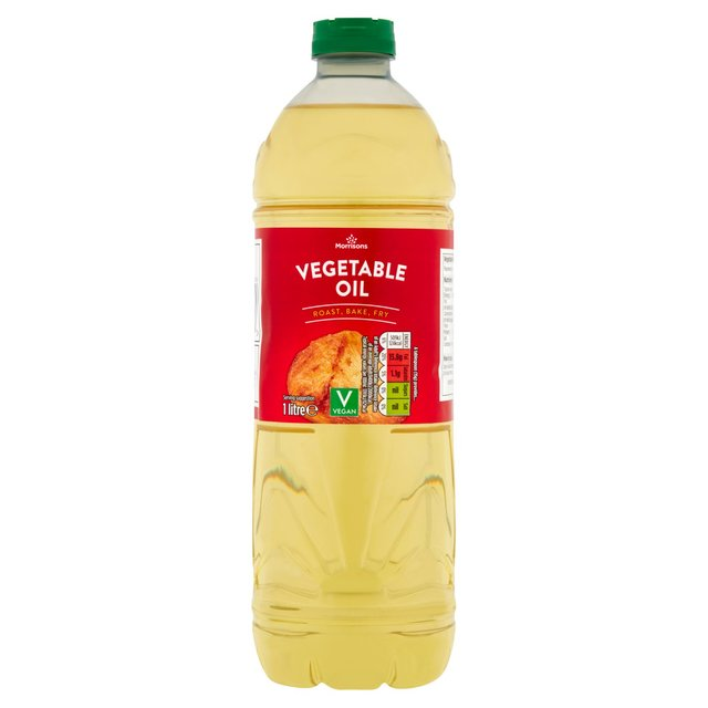 Morrisons Morrisons Vegetable Oil 1l Product Information
