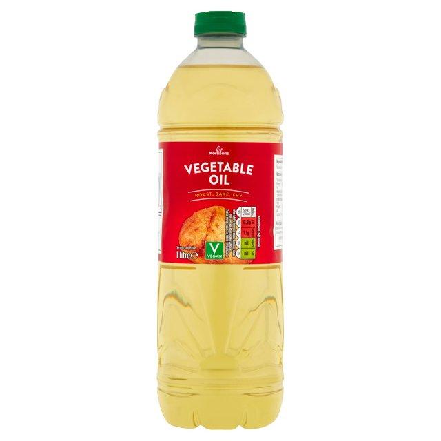 Morrisons Morrisons Vegetable Oil 1l Product Information