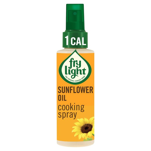Fry Light Sunflower Oil Spray