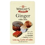 Wright's Ginger Cake Mix