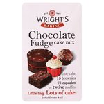 Wright's Chocolate Fudge Cake Mix