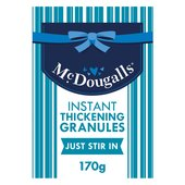 McDougalls Granules For Thickening