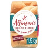 Allinson White Very Strong Bread Flour