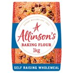 Allinson's Self-Raising Wholemeal Flour