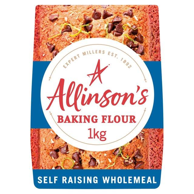 Allinson's Self-Raising Wholemeal Flour