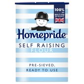 Homepride Self Raising Flour