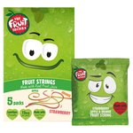 The Fruit Factory Strawberry, Apple & Orange Fruit Strings