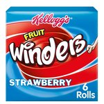 Kellogg's Strawberry Fruit Winders Multipack
