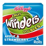 Kellogg's Strawberry & Apple Fruit Winders Multipack