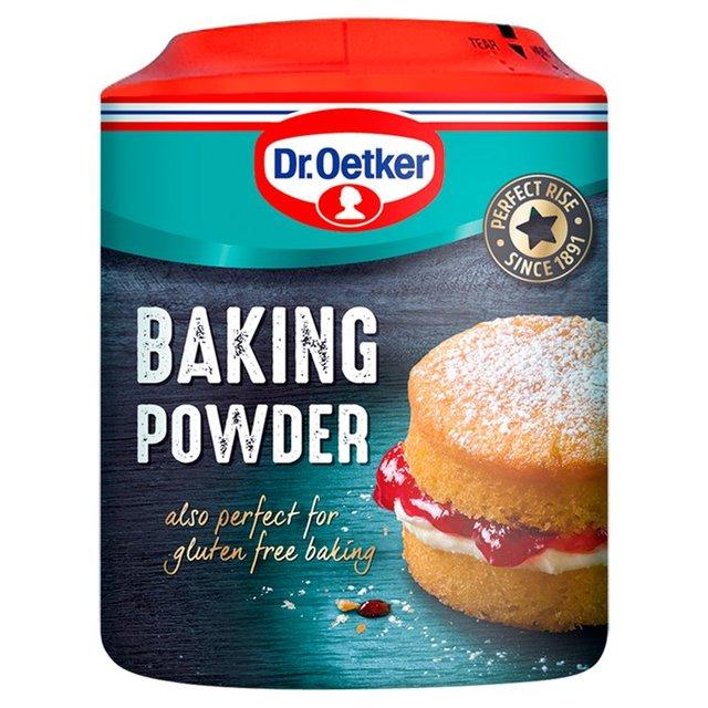 morrisons dr oetker baking powder gluten free 170g product information. Black Bedroom Furniture Sets. Home Design Ideas