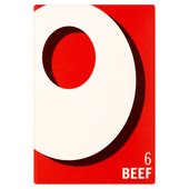 Oxo Beef Stock 6 Cubes
