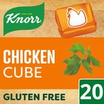 Knorr Chicken Cubes 20's
