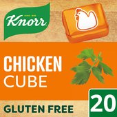 Knorr Stock Cubes Chicken 20 x 10g