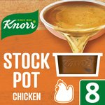 Knorr Chicken Stock Pot 8 Pack