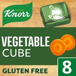 Knorr Vegetable Stock 8 Cubes