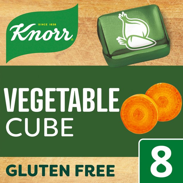 Morrisons: Knorr Vegetable Stock 8 Cubes 80g(Product ...