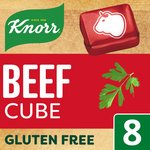 Knorr Stock Cubes Beef 8 x 10g