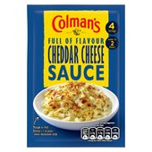 Colman's Cheddar Cheese Sauce Mix