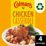 Colman's Chicken Casserole Recipe Mix