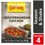 Colman's Season & Shake Mediterranean Chicken Seasoning Mix