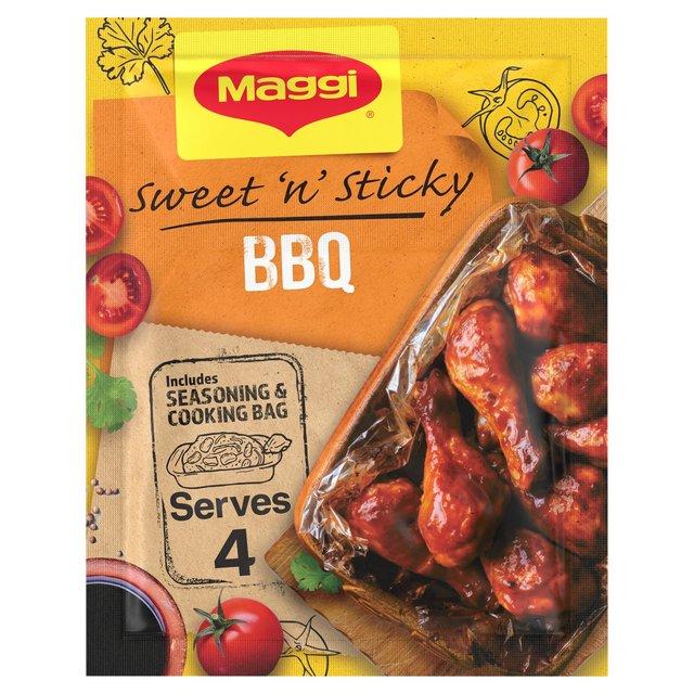 Maggi So Juicy BBQ Chicken Recipe Mix