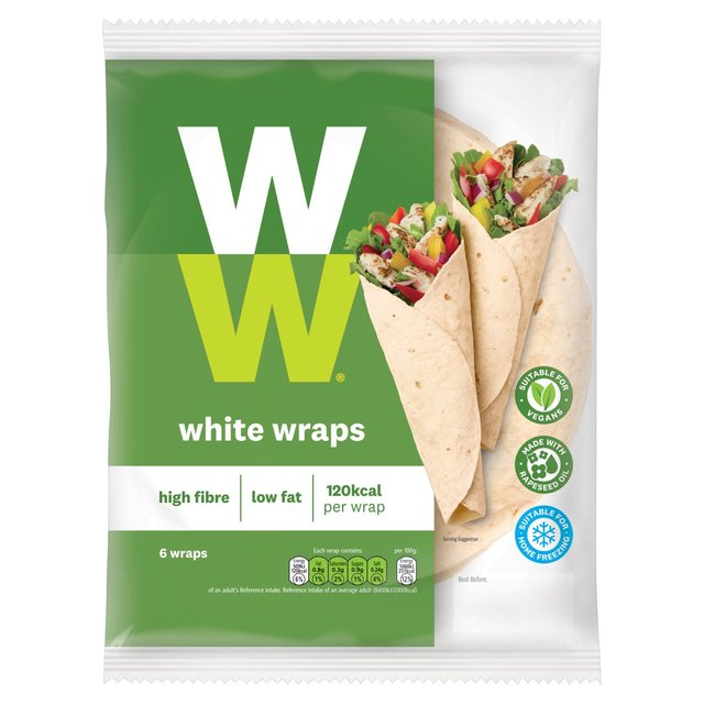 Weight Watchers Wraps