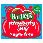 Hartley's Sugar Free Strawberry Flavour Jelly