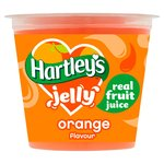Hartley's Orange Jelly Pot
