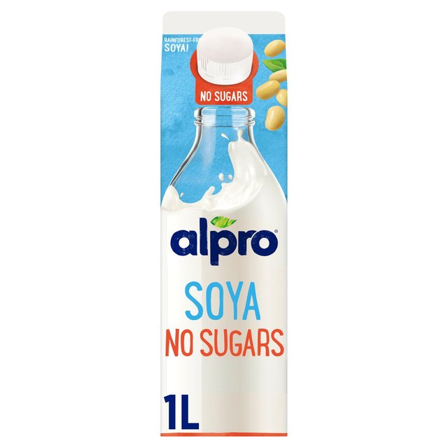 Alpro Fresh Soya Wholebean Unsweetened Milk Alternative