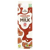 Morrisons Chocolate Flavoured Fresh Milk