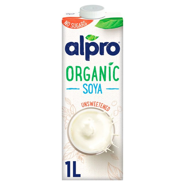 Alpro Long Life Soya Organic Milk Alternative