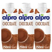 Alpro Long Life Soya Chocolate Milk Alternative
