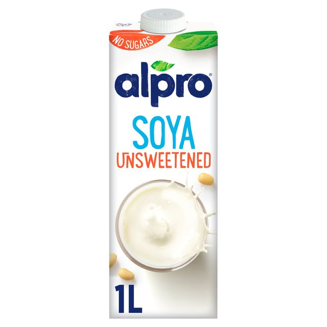 Alpro Long Life Soya Unsweetened Milk Alternative
