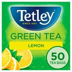 Tetley Green & Lemon Tea Bags 50s