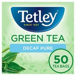Tetley Decaf Green Tea Bags