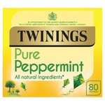 Twinings Herbal Peppermint Tea Bags 80s