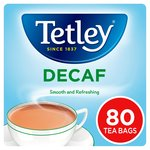 Tetley Decaf Tea Bags 80s