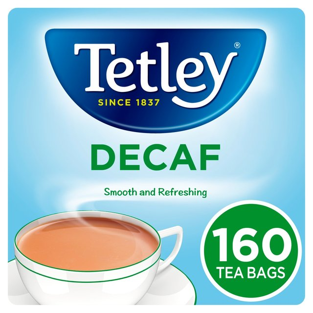 Tetley Decaf Tea Bags