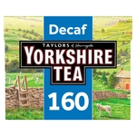 Decaffeinated Yorkshire Tea Bags 160PK