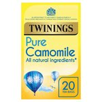 Twinings Calm Camomile Tea Bags 20s