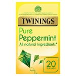 Twinings Herbal Peppermint Tea Bags 20s