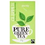 Clipper Fairtrade Green Tea Bags 50's