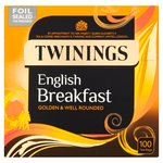 Twinings English Breakfast Tea Bags 100s