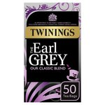 Twinings Earl Grey Tea Bags 50s