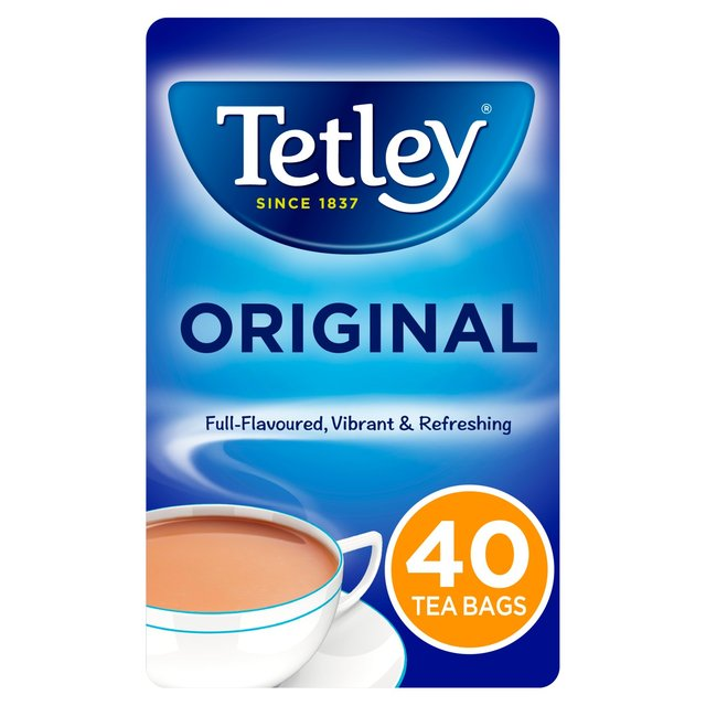Tetley Original, has been enjoyed by the nation for over years, perfect for breakfast or dunking a biscuit in. Tetley Everyday Original is a full flavoured, smooth and refreshing tea that our master blenders have been perfecting for over years.5/5(31).